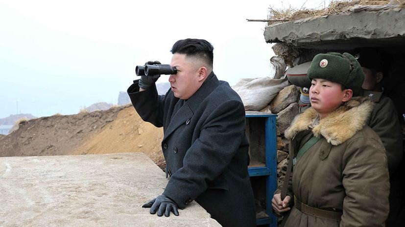 «Скоро мир увидит своими глазами»: Ким Чен Ын заявил о разработке нового стратегического оружия