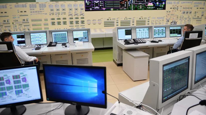 Российские АЭС поставили рекорд по выработке энергии в 2019 году
