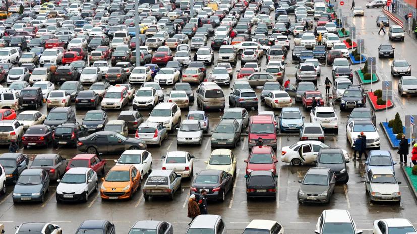 В МВД объяснили новые правила регистрации автомобилей