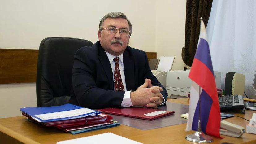 Ульянов призвал к дипломатическим усилиям по ситуации вокруг КНДР