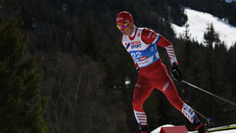 Большунов посоветовал Клебо сняться с «Тур де Ски»