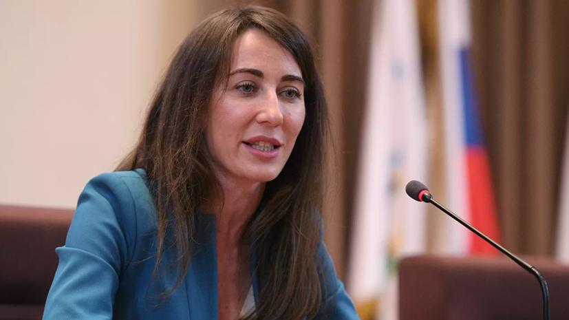 Пахноцкая назвала нового главу WADA представителем нового поколения менеджеров