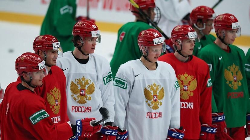 «Эта сборная может играть в сильный хоккей»: о чём говорят перед четвертьфиналом МЧМ Россия — Швейцария
