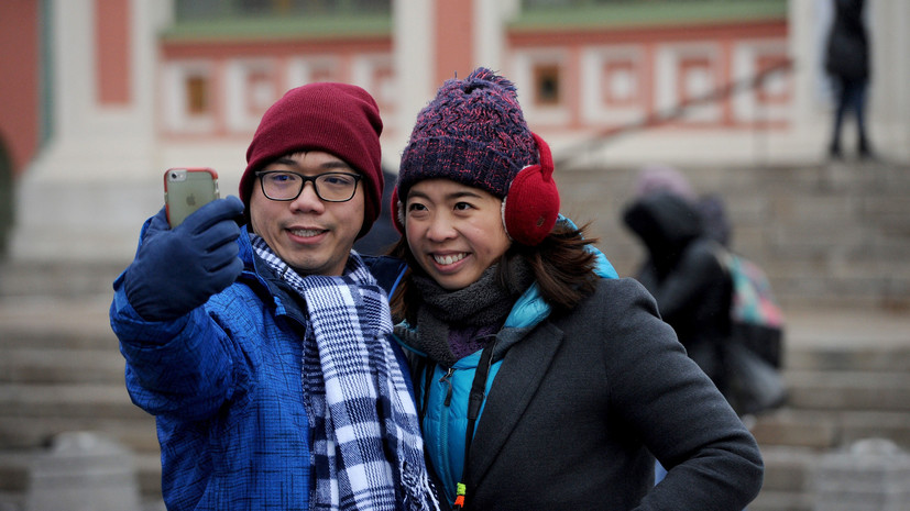 Маршруты для туристов из Китая разработают к юбилею Ленина