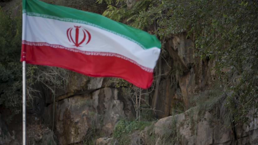 Землетрясение магнитудой 5,5 произошло на северо-востоке Ирана