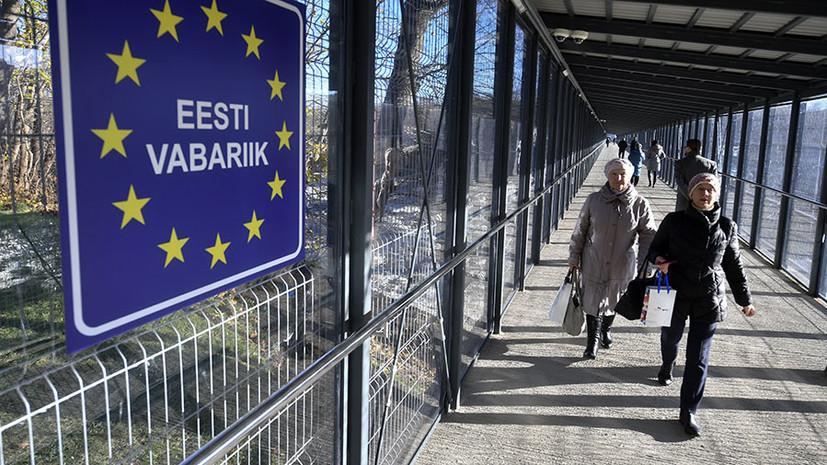 «Политики пытаются самоутвердиться»: как Эстония требует «вернуть» российские территории