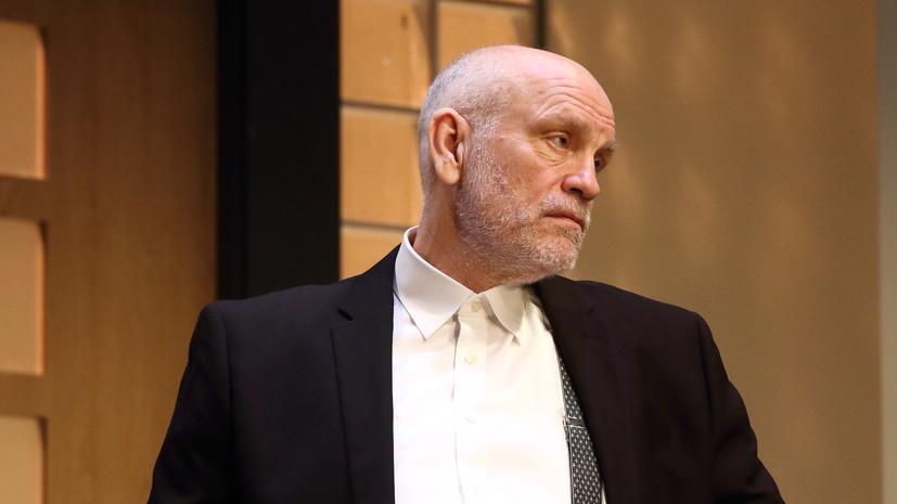 Джон Малкович прокомментировал 20-летие фильма «Быть Джоном Малковичем»