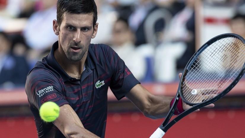 Джокович призвал к объединению Кубка Дэвиса и ATP Cup