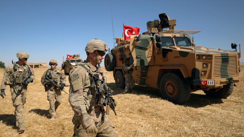 Парламент Турции разрешил отправку войск в Ливию