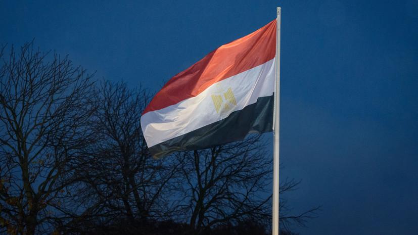 Египет оценил турецкий законопроект об отправке военных в Ливию