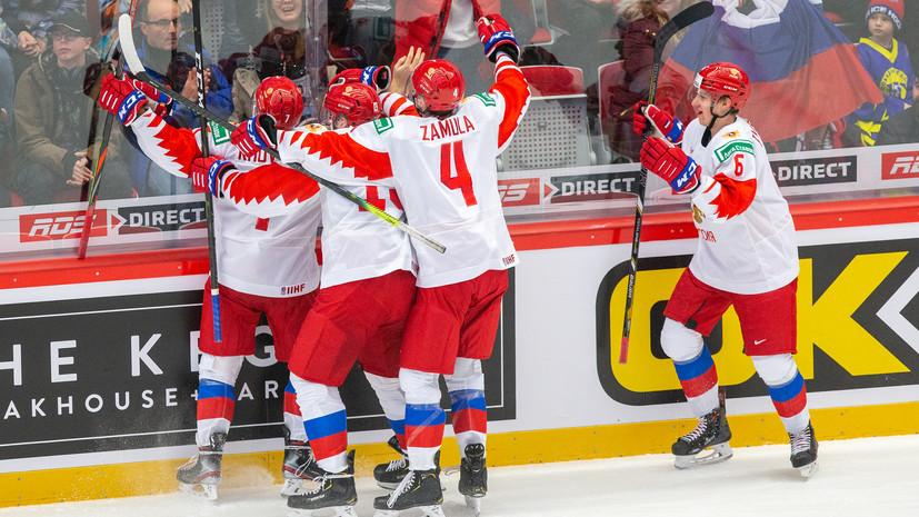 Третьяк оценил игру сборной России в 1/4 финала МЧМ со Швейцарией