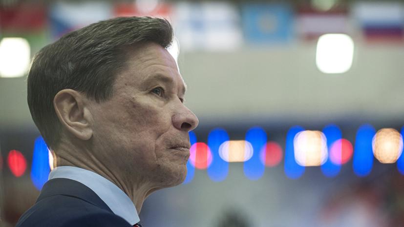 Быков: у сборной России есть все шансы, чтобы играть в финале МЧМ