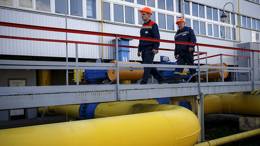 «Не созрели»: почему в Киеве не хотят возвращаться к прямым поставкам газа из России