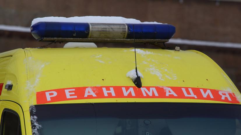 Два человека погибли в ДТП с маршруткой в Нижегородской области