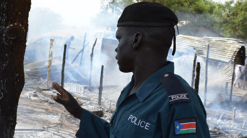 В Судане заявили о гибели 18 человек в результате крушения самолёта