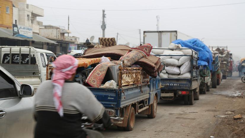 СБ ООН обсудит ситуацию в Идлибе 3 января