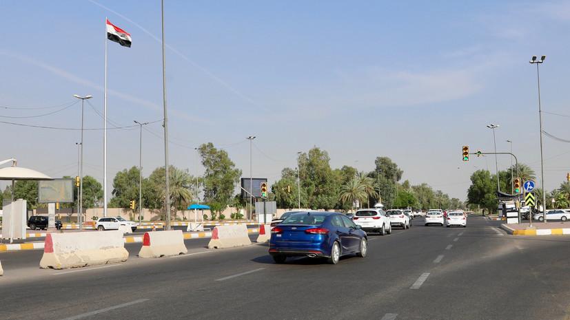 СМИ: Недалеко от багдадского аэропорта взрываются ракеты