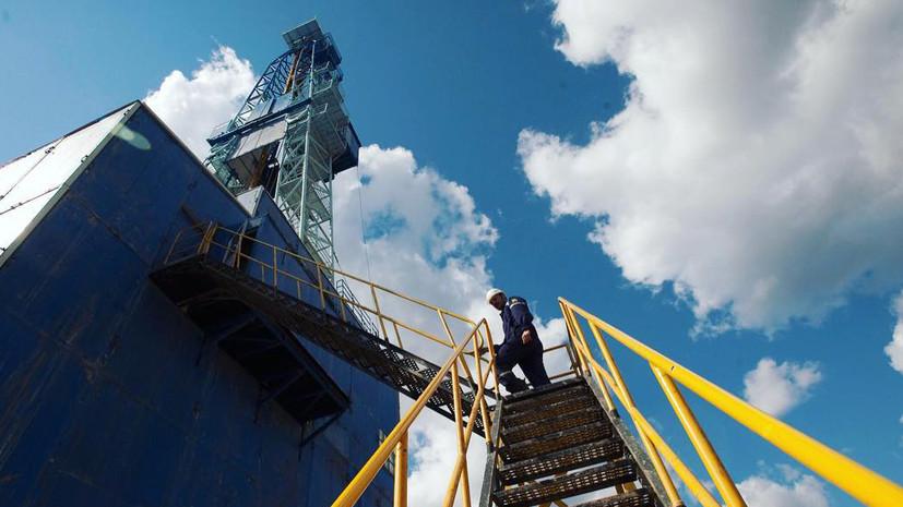 Россия установила рекорд постсоветских времён по добыче нефти