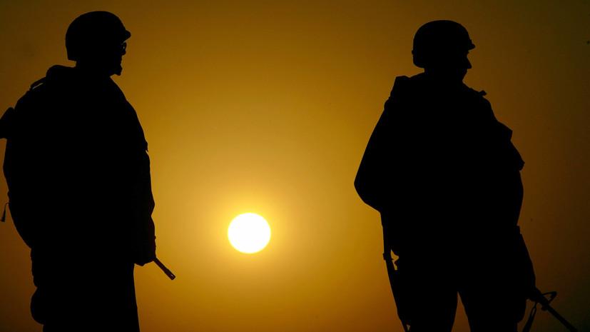 СМИ: США подтвердили причастность к обстрелу Багдада