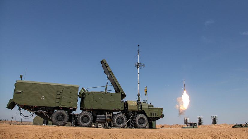 Боевые пуски ракет С-400 пройдут в августе под Астраханью