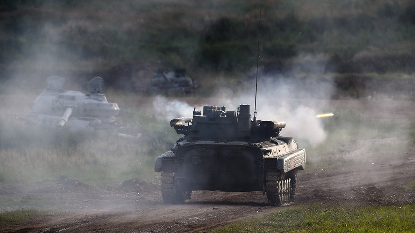 Более 300 единиц техники поступит в Сухопутные войска России в 2020 году