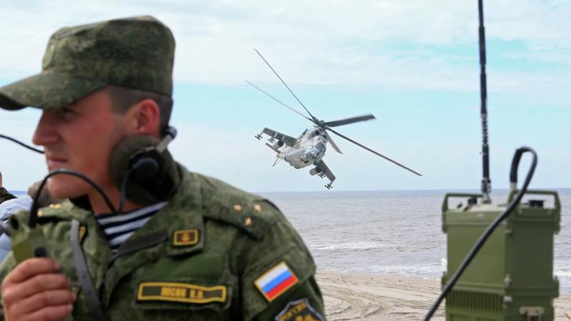 Военный эксперт оценил место российской морской пехоты в рейтинге NI