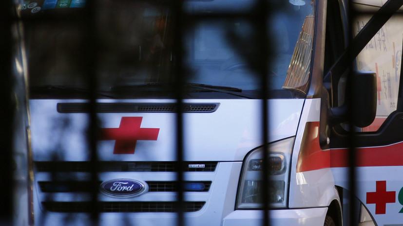 В Китае 44 человека заболели неизвестной формой пневмонии