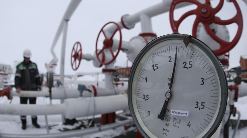 В Минске назвали цену поставок российского газа на январь — февраль