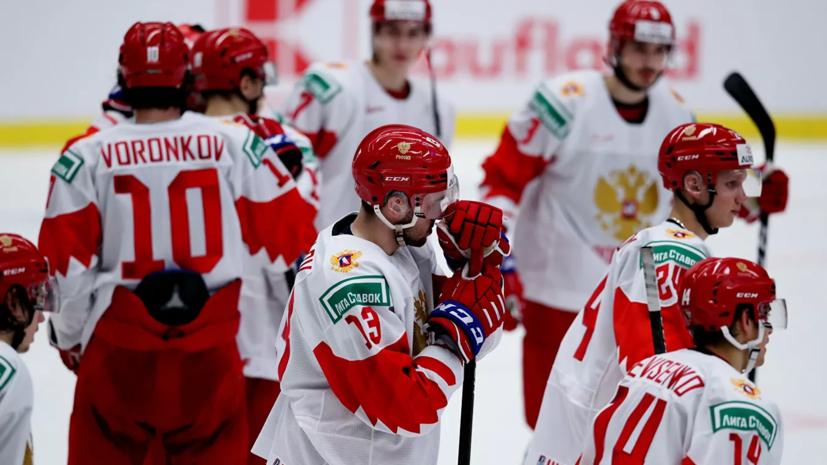 Каменский уверен, что Россия должна действовать первым номером в полуфинале МЧМ