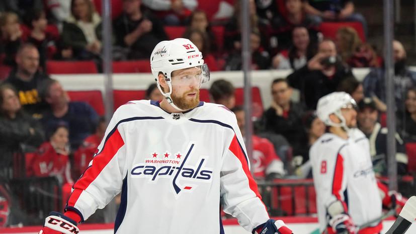 Самсонов и Кузнецов признаны звёздами игрового дня в НХЛ