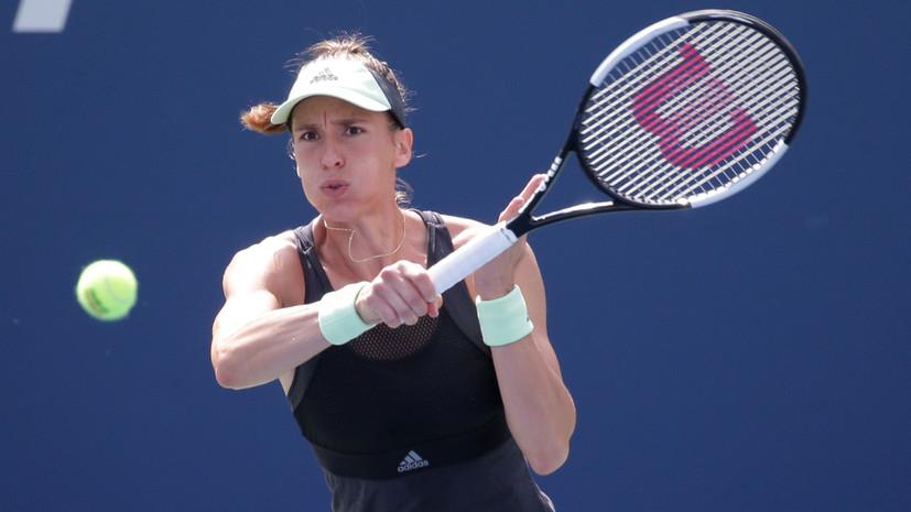 Петкович снялась с Australian Open из-за травмы