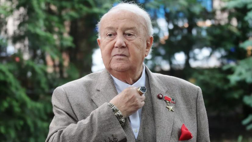 Власти Москвы поздравили Церетели с 86-летием
