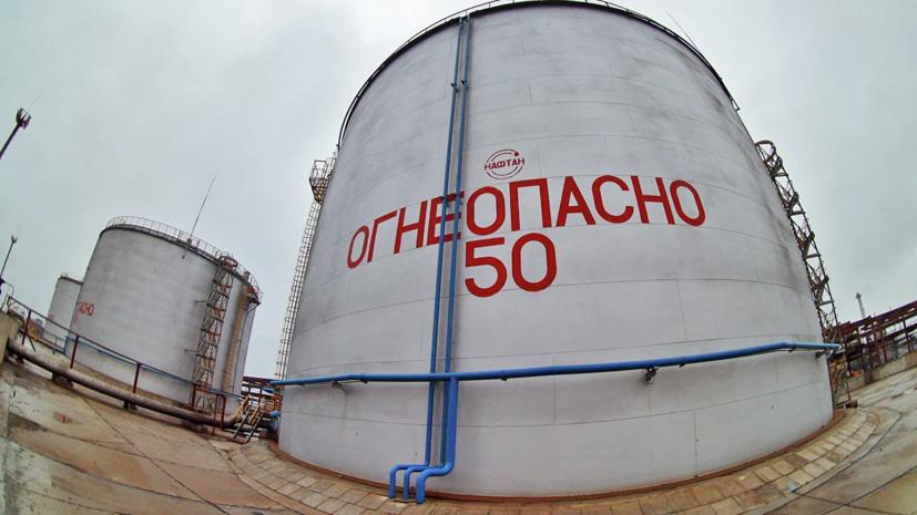 В Минске объявили об оформлении контракта на поставку нефти из России