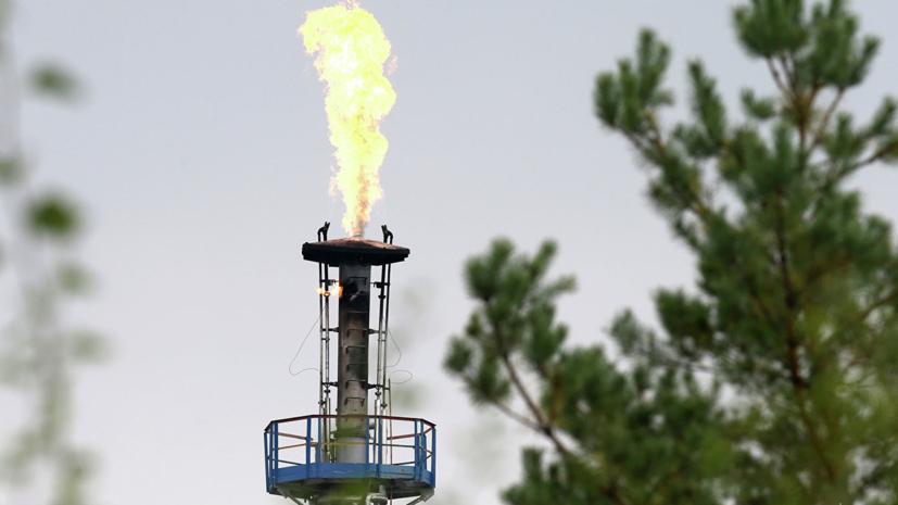 «Транснефть» получила заявку на прокачку нефти в Белоруссию