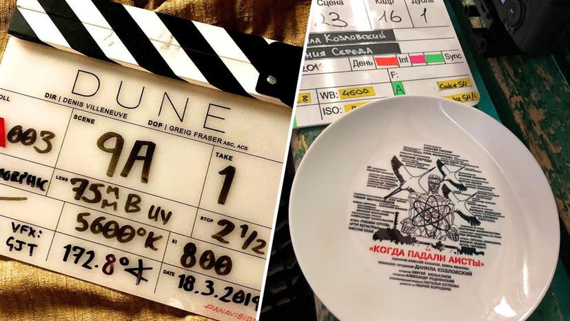 От «Дюны» до «Чернобыля»: 12 ожидаемых фильмов 2020 года