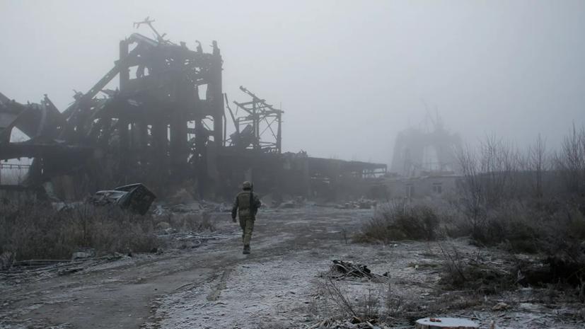 В ДНР обвинили ВСУ в обстреле двух посёлков