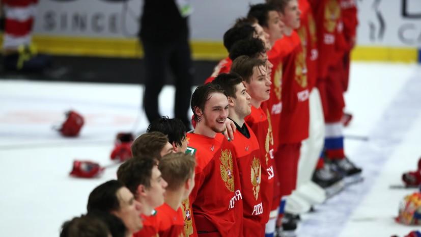 «Если сыграть в силовой борьбе, есть все шансы на победу»: Яшин о финале МЧМ по хоккею между сборными России и Канады