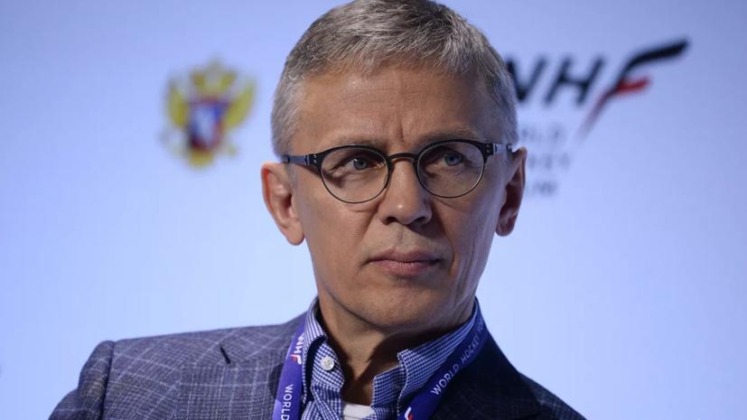 Ларионов — о финале МЧМ: важно убрать свое эго в одно место