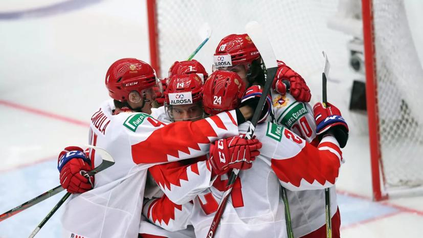 Ларионов: финал Россия — Канада — всегда огромный праздник для мирового хоккея
