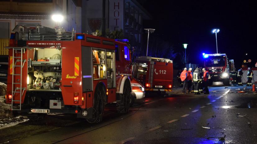 Сбивший насмерть шестерых туристов на севере Италии водитель арестован