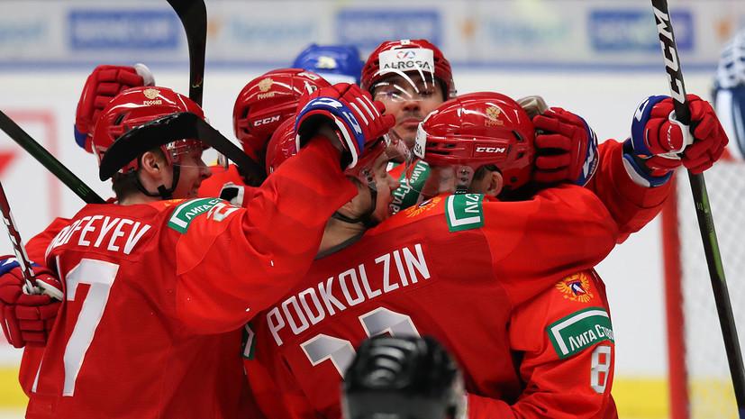 Зюзин: российская команда заждалась золотых медалей