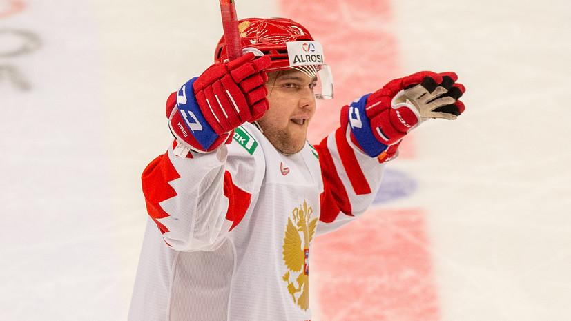 Хованов ответил, испытывает ли волнение перед финалом МЧМ с Канадой