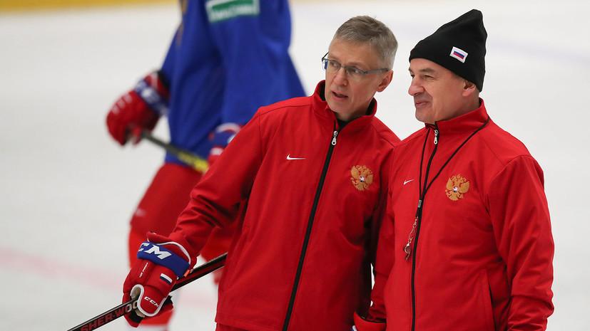 Мифтахов не пропускает 80 минут от сборной Канады на МЧМ по хоккею