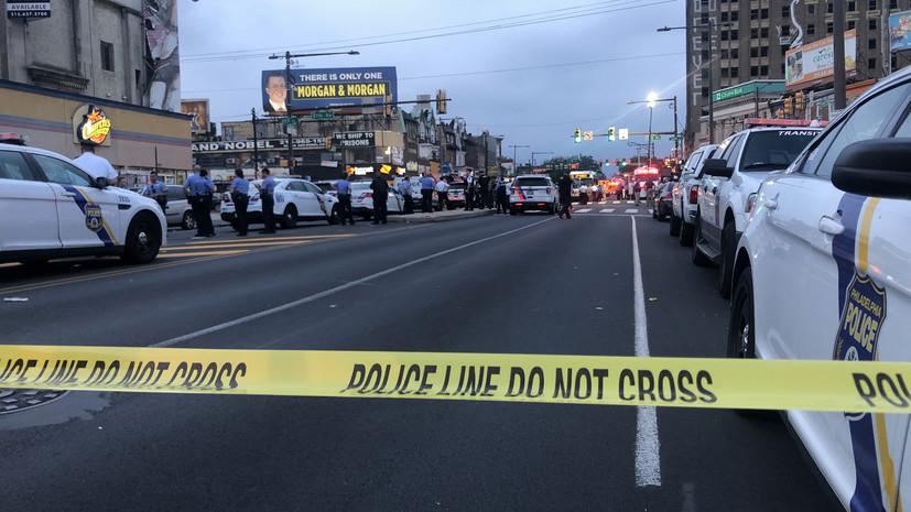 Пять человек погибли при ДТП в США