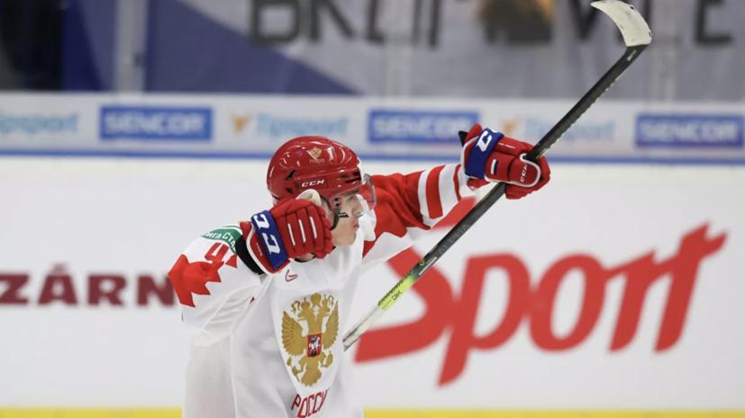 Хоккеист Замула назвал адом последние 15 минут матча с Канадой