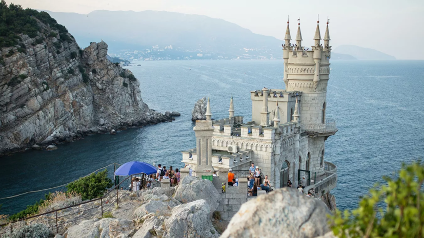 Аксёновназвал число посетивших Крым в 2019 году туристов