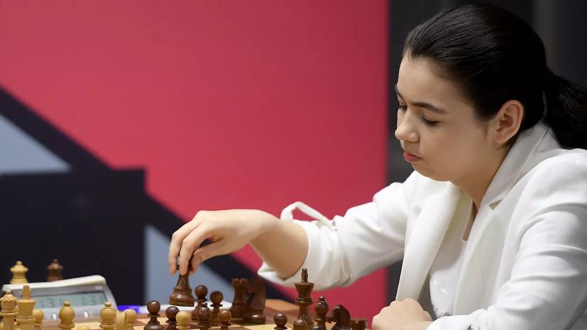 Горячкина сыграла вничью с Вэньцзюнь во втором матче за звание чемпионки мира по шахматам