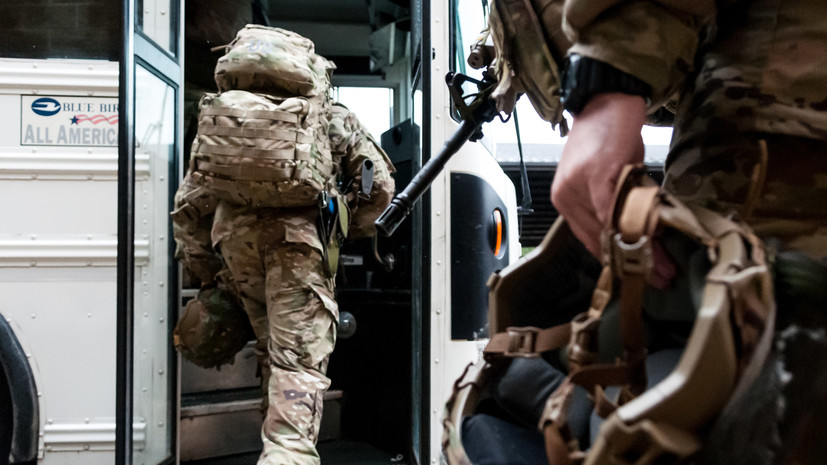 Ирак начал подготовку механизма по выводу иностранных войск