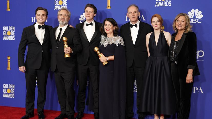 Кинокритик оценил итоги премии «Золотой глобус»