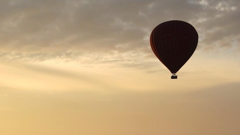 В Дмитрове аэронавты открыли сезон полётов